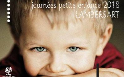 Lambersart du 22 au 26 mai : Journées Petite Enfance