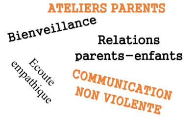 Ateliers « MIEUX COMMUNIQUER AVEC SON ENFANT»