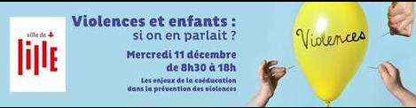 Programme Etats Généraux Violences et Enfants, 4°édition