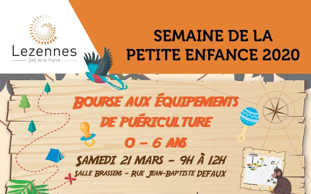Lezennes: Bourse aux équipements de puériculture